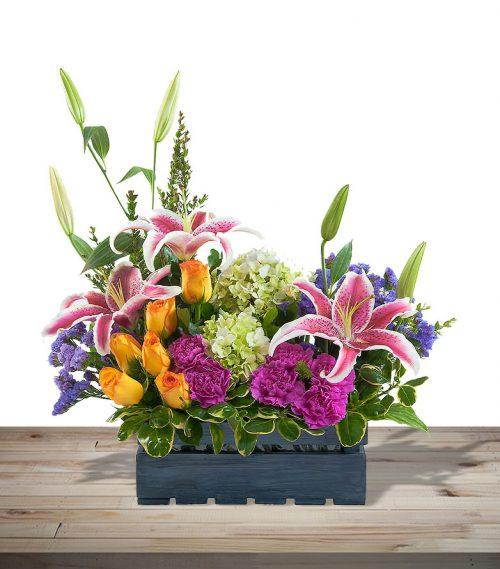Ramo de flores en cali