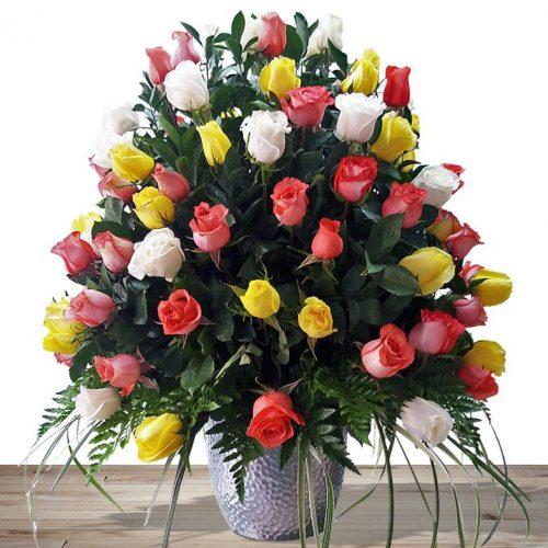 arreglos florales en cali